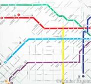 Subte Map