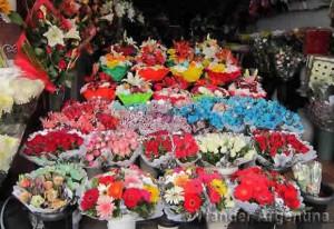 Flowers in Almagro