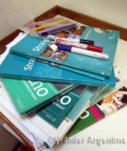WAO-englishinterview-teaching-books