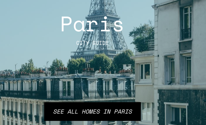 guide to Paris